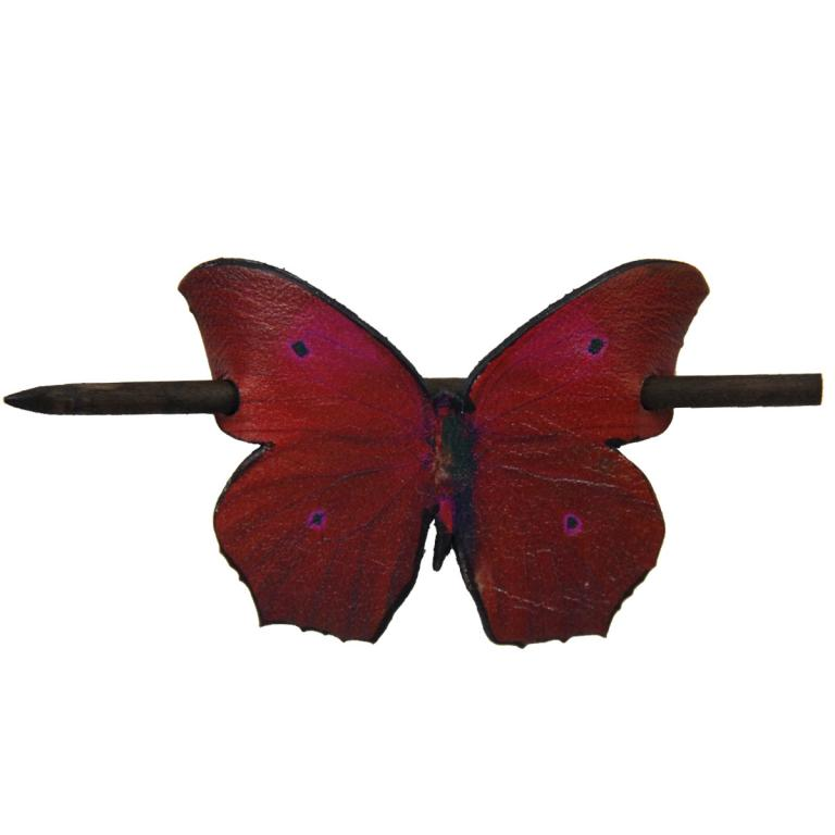 Butterfly tails 'Red'