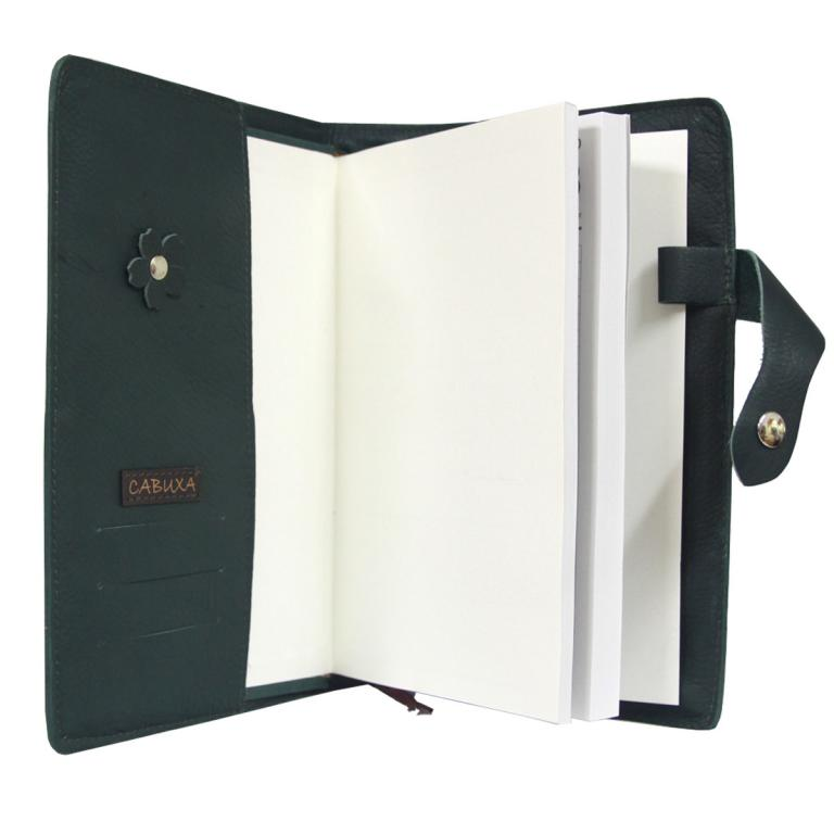 Diary Cover 'Polas teclas do piano'