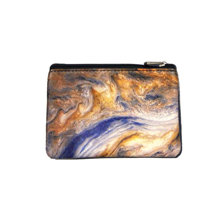 Purse with Two Zips 'Nebulosas'