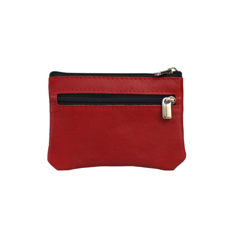 Purse with Two Zips 'Mulleres'